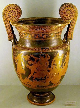 Arthur Dale Trendall - Sisyphus Painter Peleus and Thetis