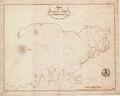 Sjøkart over Larviksfjorden fra 1749.png