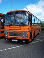 Skelton Coaches 19 Leyland Leopard Plaxton Supreme IV HIL 2156 Metrocentre rally 2009 pic 1.JPG