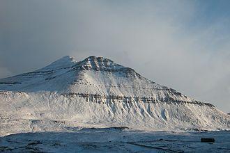 Slættaratindur - Image: Slættaratindur, Faroe Islands
