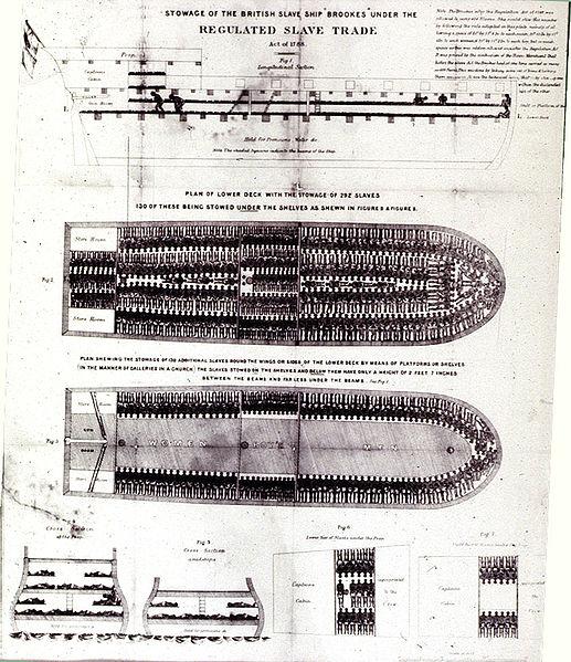 IMAGES DE L'ESCLAVAGE ET DE LA TRAITE NEGRIERE 517px-Slavetrade