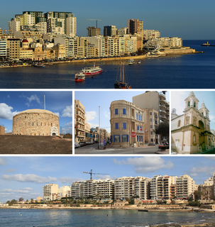 Sliema Local council in Central Region, Malta