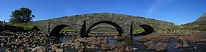 Sligachan Bridge on Skye