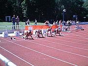 Slm borna 2006 start 110m huerden
