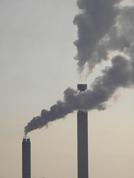 Znečisťovanie vzduchu