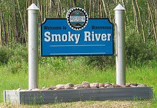 Municipal District of Smoky River No. 130 Municipal district in Alberta, Canada