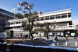 Sōka Special city in Kantō, Japan
