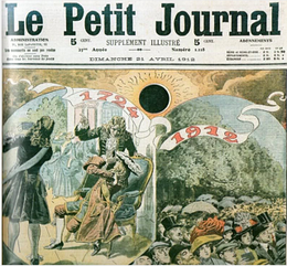 Solar eclipse 1912Apr17-LePetitJournal.png