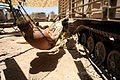 Soldier Rests Between Operations in Afghanistan MOD 45150640.jpg