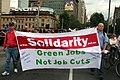 Solidarity - Green Jobs, Not job cuts (4178698724).jpg