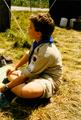 Sommerlager des Pfadfinderstammes Ägypten bei Ouroux (Morvan), Frankreich, 1989 - Martin.png