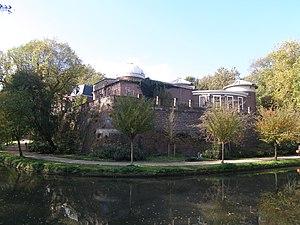 Sonnenborgh Observatory - Image: Sonnenborgh Utrecht