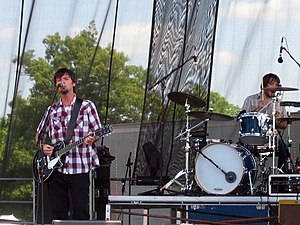 Son Volt - Son Volt playing at Wakarusa in 2005