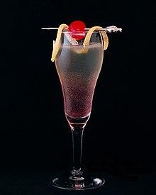 Recette Cocktail Mousseux Caf Ef Bf Bd De Paris
