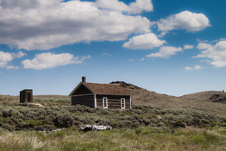 South Pass City, Wyoming - Image: South pass city 3
