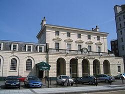 southampton terminus railway station wikipedia
