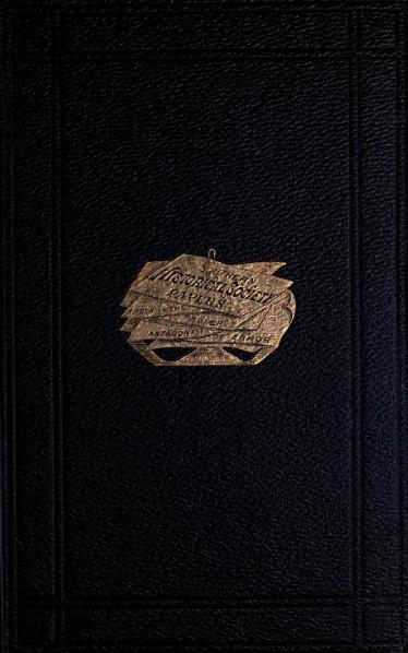 File:Southern Historical Society Papers volume 01.djvu