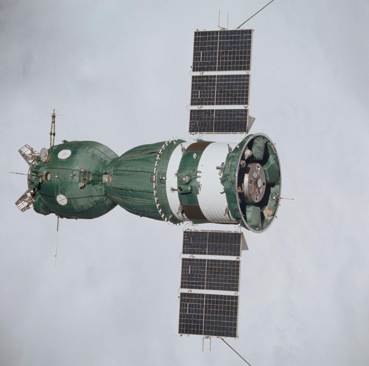 russian spacecraft soyuz - photo #4