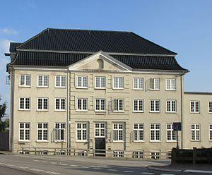 Spæth House - Image: Spæths Gård 01