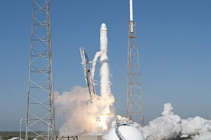 SpaceX COTS Demo Flight 1 - Launch of Falcon 9