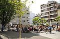 Sparkassenplatz Sparkasse Bregenz Bank AG klein.jpg