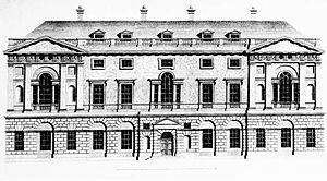 John Vardy - Image: Spencer House North Front