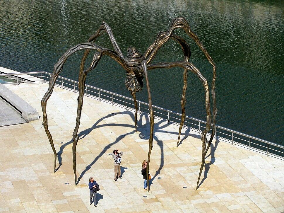 Spider. Guggenheim Museum, Bilbao.JPG