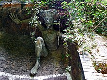 Spriggan sculpture by Marilyn Collins, Parkland Walk, Haringey.jpg