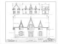 Spring Villa, Spring Villa Road, Opelika, Lee County, AL HABS ALA,41- ,2- (sheet 1 of 3).png