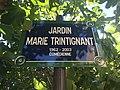Square Marie-Trintignant (Paris) - plaque.jpg