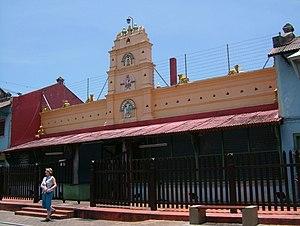 Chitty - Sri Poyatha Moorthi Temple in Melaka.