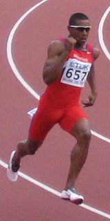 Stéphan Buckland Athletics (sport) competitor