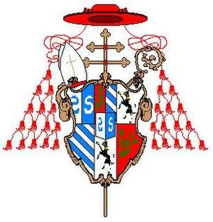 Carlo Gaetano Gaisruck - Image: St.Gaisruck.Card