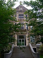 St. Joseph's Seminary (Princeton, New Jersey) building two.jpg