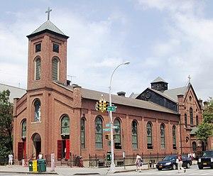 St. Joseph of the Holy Family Church (New York City) - Image: St. Joseph of the Holy Family