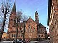 St. Martin ist die katholische Pfarrkirche in Nörten-Hardenberg im niedersächsischen Landkreis Northeim. Die neuromanische Basilika wurde 1894-95 nach Plänen von Richard Herzig erbaut. Ihre Pfarrgemeinde gehört zum - panoramio.jpg