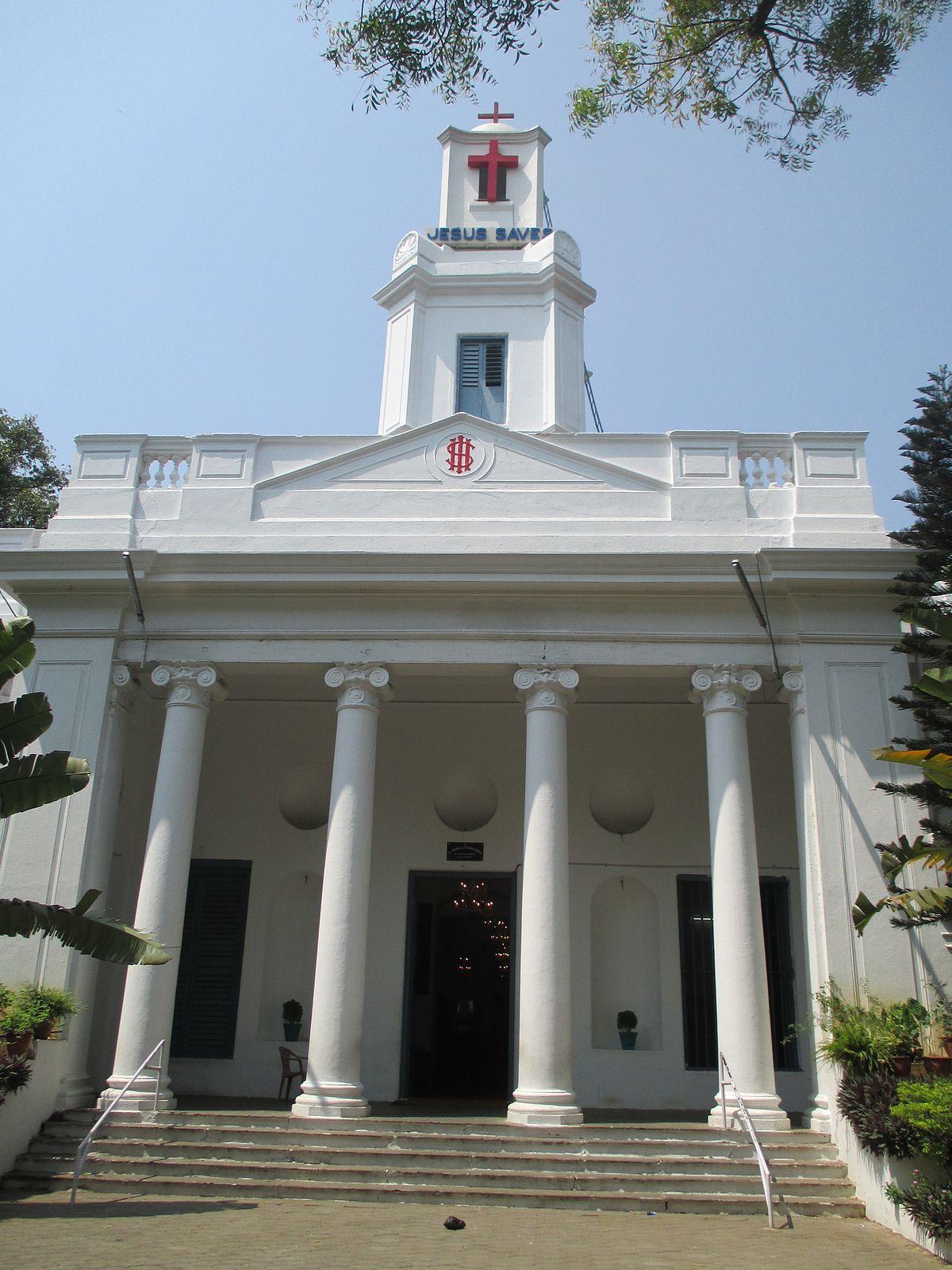 St Thomas Garrison Church Wikipedia