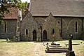 St Alban the Martyr's Church, Coopersale northwest aspect 02.jpg