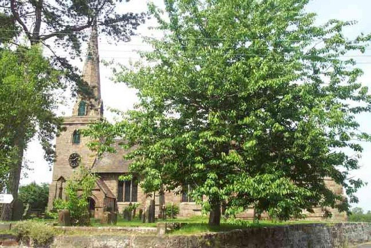 St Editha's Church, Church Eaton - geograph.org.uk - 119538.jpg