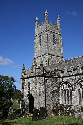 St Enoder - St Enoder Church
