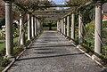 St James Park, Christchurch (entrance).jpg