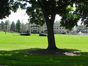 St. John's Northwestern Military Academy - Image: St Johns Military Academy