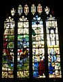 St Mary's, Fairford - Medieval Stained Glass - geograph.org.uk - 641878.jpg