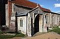 St Mary, Ellingham, Norfolk - Porch - geograph.org.uk - 1500745.jpg