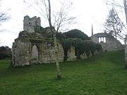 St Nicholas Wallingford Castle