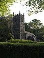 St Peter's church, Lewtrenchard - geograph.org.uk - 430558.jpg