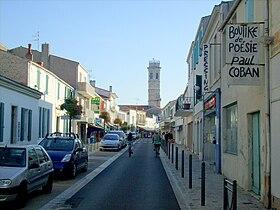 Une rue du centre de saint pierre d 39 ol ron - Office du tourisme st pierre d oleron ...