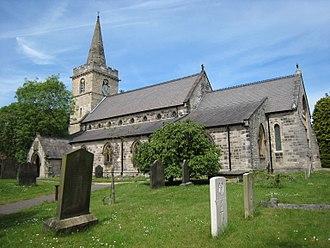 Aberford - St Ricarius Church
