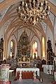 St Stefan an der Gail - Pfarrkirche - Chor.JPG