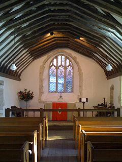 St Swithun-upon-Kingsgate Church Church in Winchester, United Kingdom